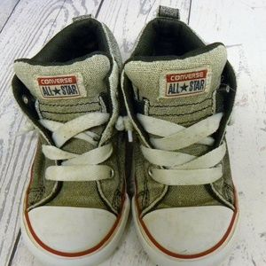 Converse All Star Chuck Infant Toddlers Shoe Sz 9